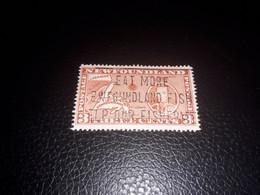 "A9MIX05 COLONIE INGLESI AUSTRALIA TERRANOVA NEWFOUDLAND KING GEORGE VI 3 CENT. 1 MAY 1937 ""O"" - 1865-1902"