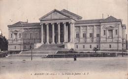 49, Angers, Le Palais De Justice - Angers