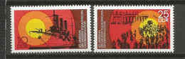 Timbre Allemagne Orientale Neuf ** N 1931 / 1932 - Ungebraucht