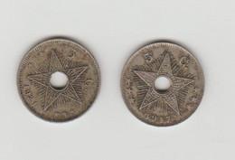 Lot 2 Pièces 5C. - 1910-1934: Alberto I