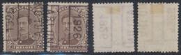 "Albert I - N°136 Préo ""Arlon 1926"" Position A/B. Complet - Rollini 1920-29"