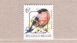 PRE828P6a** Goudvink / Bouvreuil - Typo Precancels 1986-..(Birds)