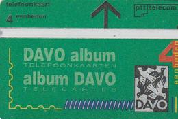 Netherlands - DAVO Album - R002(103B) - Privées