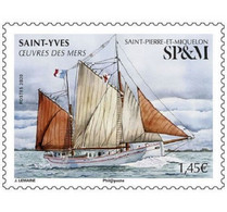 Saint Pierre & Miquelon - Postfris / MNH - Zeilschepen 2020 - Unused Stamps