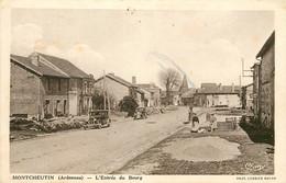 1198 - Montcheutin - Voitures - Sonstige Gemeinden