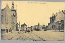 Weert-Saint-Georges : Les Deux Gares - Non Classés