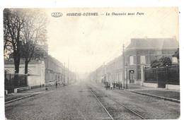 Houdeng-Goegnies NA24: La Chaussée Avec Parc 1911 - La Louvière