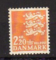 DANEMARK     Neuf **     Y. Et T.    N° 468      Cote: 4,00 Euros - Neufs