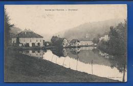 Vallée De L'OURCHE    Droiteval       écrite En 1911 - Non Classificati
