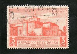 Espagne: Année 1930 :  PA N°57a Obl - Oblitérés