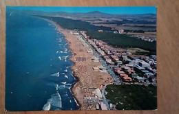 VITERBO - Marina Di Montalto - Panorama Aereo - 1981 - Viterbo