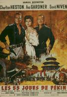 Les 55 Jours De Pékin - Posters Op Kaarten