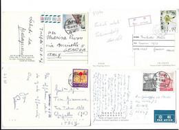 CHINA , 4  POSTCARD , 1959 - 1980  . - Zonder Classificatie