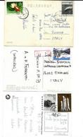 CHINA , 3  POSTCARD , 1960 - 1986  . - Zonder Classificatie