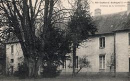 Saint-Aubin D'Aubigné(35) - Le Château De Gavouyère. - Autres Communes