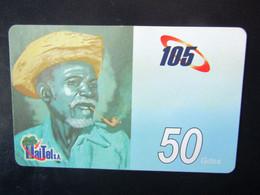 HAITI     HAITEL MAN - Haiti