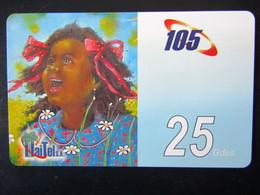 HAITI     HAITEL   Creole Girl   Top Mint - Haiti
