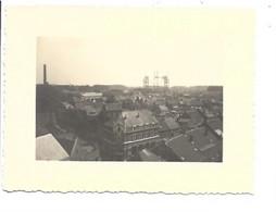 Willebroek - Panorama - 2 Foto's (11x8cm). - Steenokkerzeel