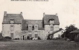 Saint-Aubin D'Aubigné (35) - Le Château De La Morlais. - Autres Communes