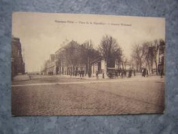 VIERZON VILLE - PLACE DE LA REPUBLIQUE - Vierzon