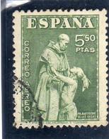Espagne:année 1946   PA N° 234 Oblitéré - Oblitérés
