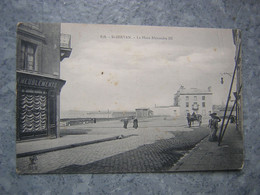 ST SERVAN - LA PLACE ALEXANDRE III - Saint Servan