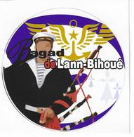 333 - MARINE NATIONALE - AUTOCOLLANT  - BAGAD DE LANN BIHOUÉ - Pegatinas