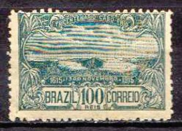 Brazil MH Stamp - Unused Stamps