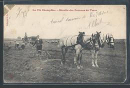 CPA 02 - Vic-sur-Aisne, Récolte Des Pommes De Terre - Vic Sur Aisne
