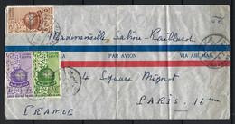 ⭐ Egypte - Lettre D'Egypte ( Alexandrie ) Pour La France - Par Avion ⭐ - Aéreo