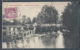 CPA 27 - Gadencourt, Paysage Au Bord Du Doué - Otros Municipios