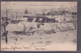 CPA  Saint-Pierre La Martinique.   Le Prêcheur. Enceveli Sous Les Cendres   See Scans - Non Classificati