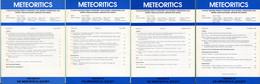 Meteoritics & Planetary Science 1989  (4 Numbers) - Astronomy