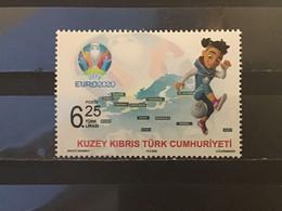 Turks Cyprus / Turkish Cyprus - Postfris / MNH - UEFA WK Voetbal 2020 - Unused Stamps