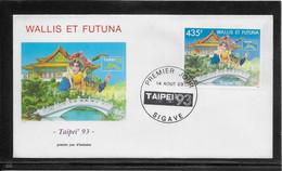 Wallis Et Futuna - Enveloppe - TB - Covers & Documents