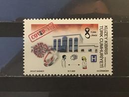 Turks Cyprus / Turkish Cyprus - Postfris / MNH - Corona / Covid-19 2020 - Unused Stamps