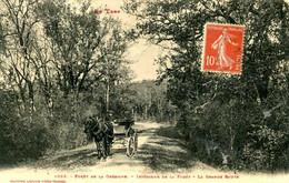 Foret De La GRESIGNE   Intéririeur  La Grande Route . 2108 - Unclassified