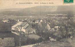 H0102 - CREYS - D38 - Le Hameau De Malville - Morestel
