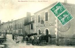 Maréchal Ferrand  Rue De L'hopital   STE BAZEILLE Lot Et Garonne  2119 - Other
