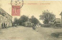 ENVIRONS DE CHARMES EN BRIE - ARGENTIERES - LA ROUTE DU PATIS - Otros Municipios