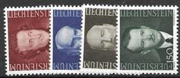 Liechtenstein Mint Never Hinged ** 15 Euros 1943 - Nuovi