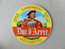 Camembert Duc D'Arrée UCA-Lorco Pont-Scorff 240g - Kaas