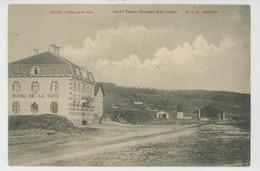 GILLEY - Hôtel De La Gare - Sonstige Gemeinden