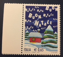 2007 - Italia - Natale - Buon Natale . E. 0,65 - 2001-10:  Nuovi