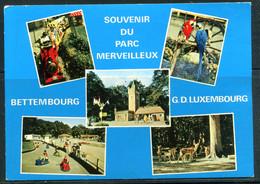 Souvenir Du Parc Merveilleux - BETTEMBOURG - Carte Multivues - Bettembourg