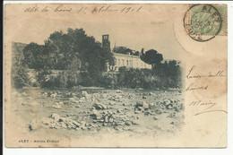 ALET , Ancien Evêché , 1901 , Carte Précurseur - Otros Municipios