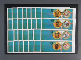 Ajman 1580-1604 MNH Michelwert 85,00 € - Ajman