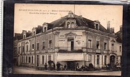 LE LION D'ANGERS (49)  Hôtel CHIMIER Grande Rue Et Quai De Bretagne - Altri Comuni