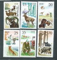 Allemagne  D.D.R.     - Série Yvert N° 1940 / 1945 ** , 6 Valeurs Neuves Sans Charnière  - Pal 1903 - Unused Stamps
