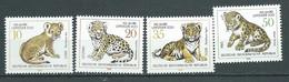 Allemagne  D.D.R.     - Série Yvert N° 1991/ 1994 ** , 4 Valeurs Neuves Sans Charnière  - Pal 1905 - Unused Stamps